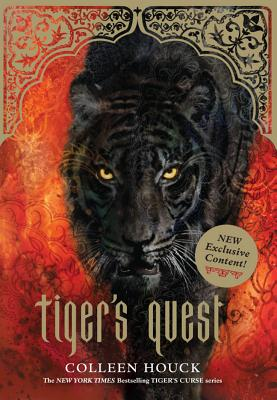 Tiger's Quest By Houck, Colleen